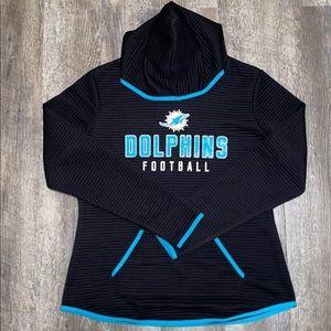 NFL Miami Dophins Ladies Hoodie